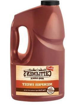 Cattlemen's 1 Gallon Memphis Sweet BBQ Sauce Contest Winner: