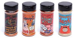 "Cowtown BBQ Seasoning""Ranch Round-Up"" Bundle - Cowtown The S"