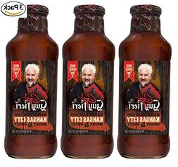 Guy Fieri Kansas City Style BBQ Sauce 19 oz