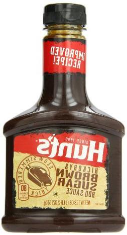 Hunt's Hickory & Brown Sugar BBQ Sauce, 18 Oz.