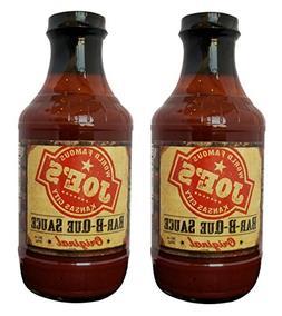 Joe's Kansas City BBQ Sauce, 20.5 Ounce