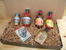 Kansas City Barbecue Sauce KC Combo Pack, Deluxe Gourmet Box