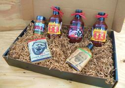 Oklahoma Joe's Kansas City Barbecue Sauce Deluxe Gourmet Box