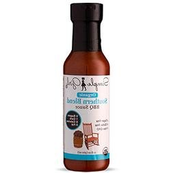 Simple Girl Organic Southern Blend Sugar Free BBQ Sauce - 12