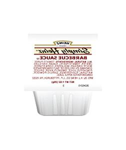Simply Heinz Barbecue Sauce, 1 oz. packet, Pack of 100