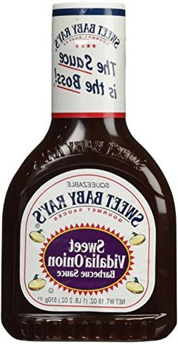 Sweet Baby Ray's Barbecue Sauce, Sweet Vidalia Onion, 18-Oun