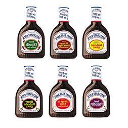 Sweet Baby Rays BBQ Sauce Variety Pack: Original/Honey BBQ/S