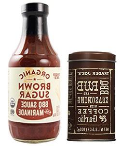 Trader Joe's - BBQ Rub and Seasoning with Coffee and Garlic