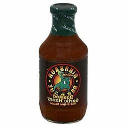 Dinosaur-Honey BBQ Roasted Garlic Sauce 19.0 OZ