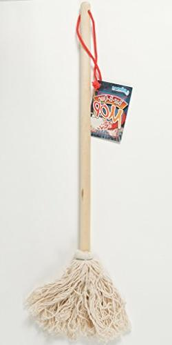 Compac 13800 BBQ Mop With Handle - 16 in.
