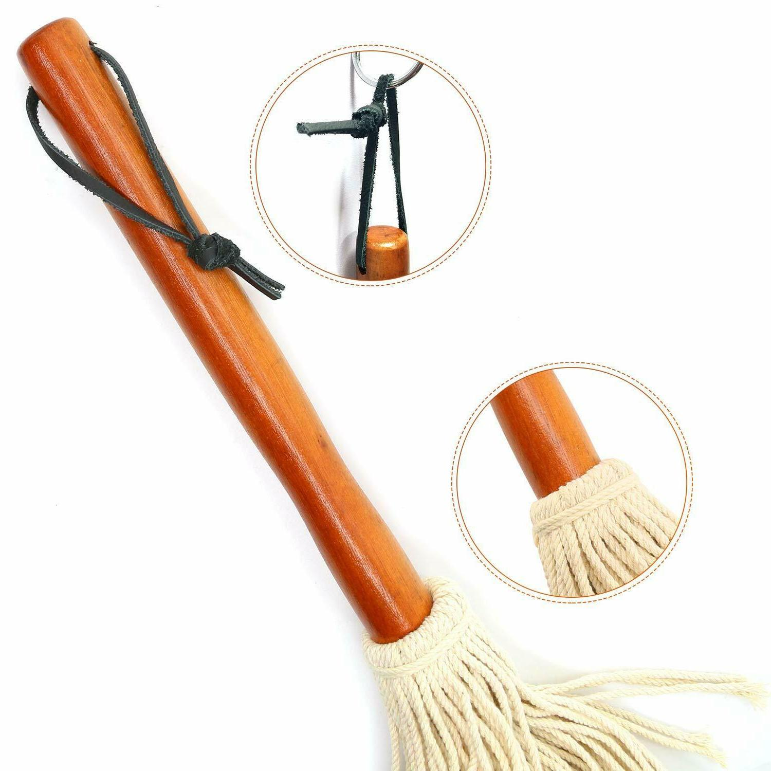 3 Pack Basting Mops for Grilling or Brush