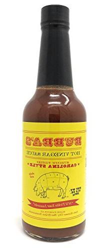 Bubbas Hot Vinegar Barbeque Sauce - Joe's Kansas City - 10.5