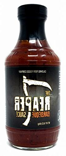 Cajohns The Reaper Barbeque Sauce - 16 oz.