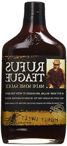 Rufus Teague Honey Sweet BBQ Sauce, 16 oz