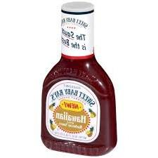 Sweet Baby Ray's Hawaiian Style Barbecue Sauce- 18oz-