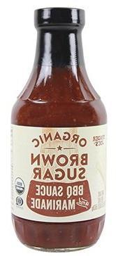 Trader Joe's - Organic Brown Sugar BBQ Sauce & Marinade NE