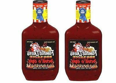 Famous BBQ Sauce XXX 2 Bottle