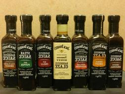 NEW JACK DANIELS BBQ SAUCE ORIGINAL SMOKEY CHILLI SWEET HONE