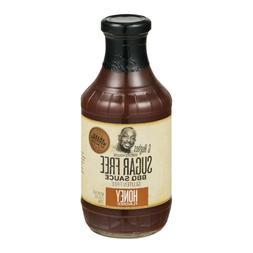 G Hughes Smokehouse Sugar Free Hickory Flavored BBQ Sauce, 1
