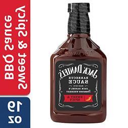 Jack Daniel's Spicy Original Recipe Barbecue Sauce, 19 oz
