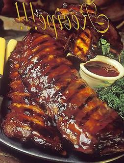 """☆""""Sticky Hog"""" BBQ Sauce """"RECIPE""""☆For The Grill/Baking!~O"""